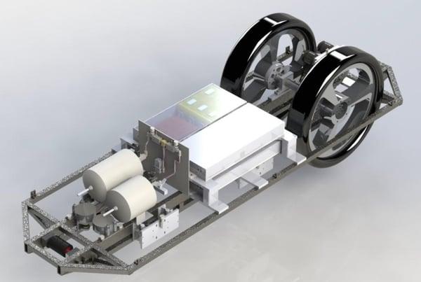 Queens Hyperloop Design
