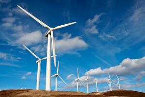 wind turbine control
