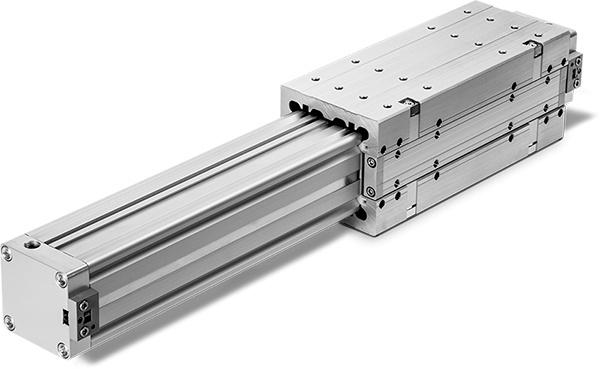 pneumatic linear actuator