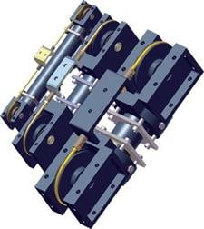 pneumatic versus hydraulic linear actuators