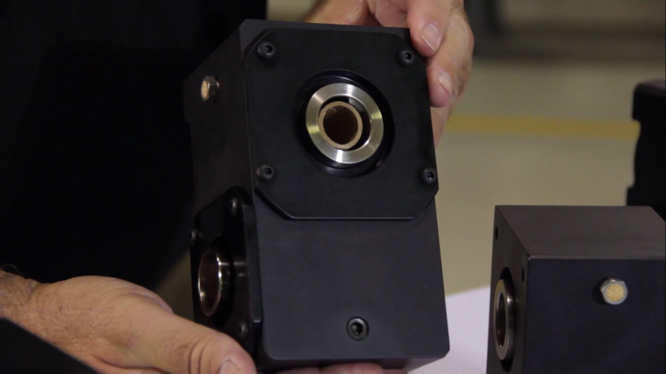 W C  Branham Blog - Solutions in Motion™ | Right Angle Gearbox